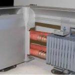 تفاوت انواع رادیاتور قرنیزی
